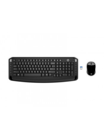 HP Keyboard & Mouse 300