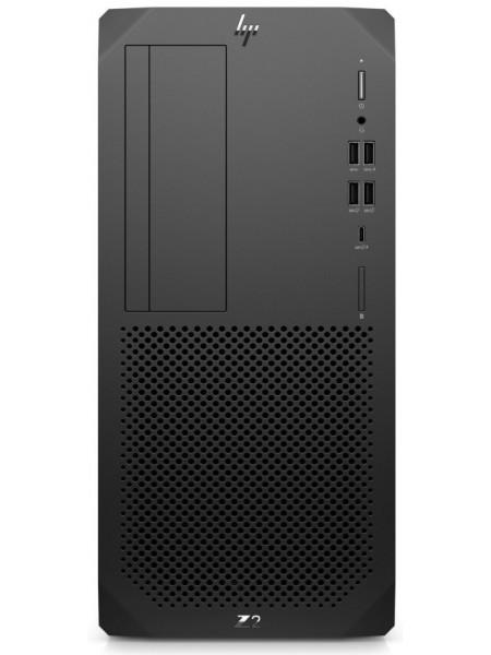 Рoбоча станція HP Z2 G5 TWR/Intel i7-10700/32/512F/ODD/int/kbm/W10P (2N2B7EA)
