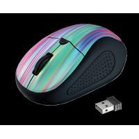 Беспроводная мышка TRUST Primo Wireless Mouse Rainbow (21479)
