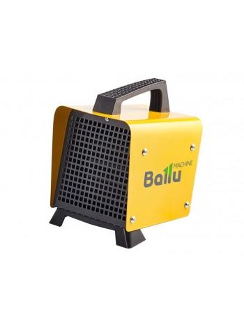 Обігрівач теплова гармата Ballu BKN-5, 3000Вт, 35 м2, мех. керування, IP24, жовтий