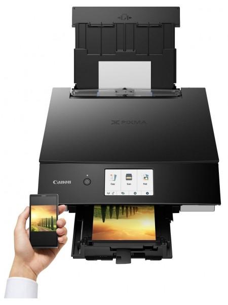 БФП А4 Canon PIXMA TS8340 black з Wi-Fi