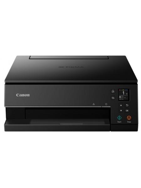 Багатофункціональний пристрій А4 Canon PIXMA TS6340 black з Wi-Fi