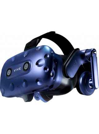 Система віртуальної реальності HTC VIVE PRO FULL KIT EYE (2.0) Blue-Black (99HARJ010-00)