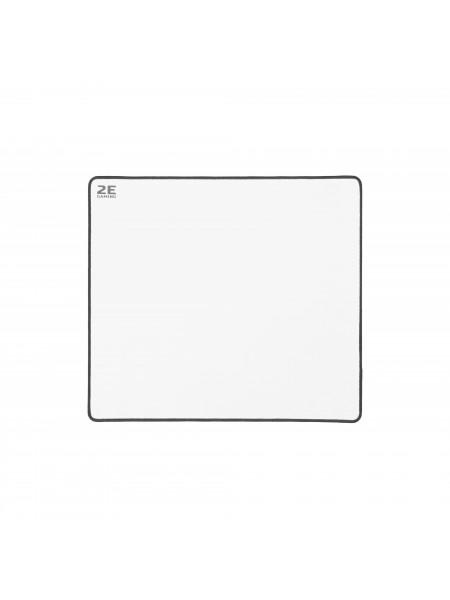 Ігрова поверхня 2E Gaming Speed/Control Mouse Pad L White (400*450*3 мм)
