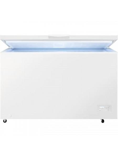 Морозильна скриня ZANUSSI ZCAN38FW1, Висота - 85см,  371л, A+, ST, Електр. Керування, Дисплей, Білий