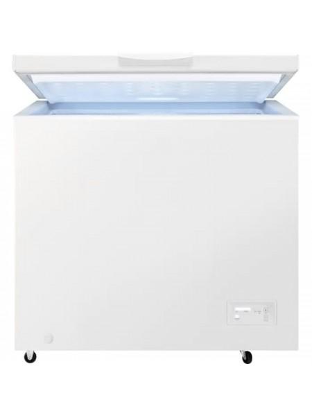 Морозильна скриня ZANUSSI ZCAN20FW1, Висота - 85см,  198л, A+, ST, Електр. Керування, Дисплей, Білий