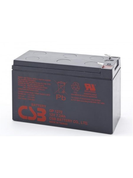 Акумуляторна батарея CSB GP1272F2