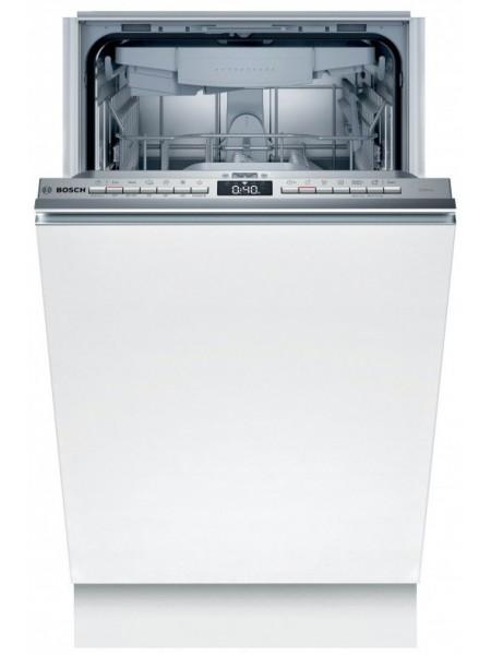 Вбудовувана посуд. машина Bosch SPV4XMX16E - 45 см./9 компл./4 прогр/3 темп. реж./А+