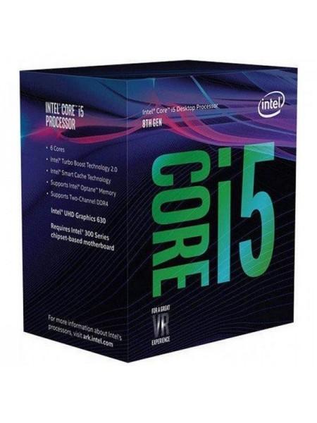 Процесор Intel i5-8600 BOX s-1151 (BX80684I58600)