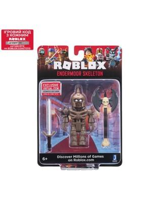 Ігрова колекційна фігурка Jazwares Roblox Core Figures Endermoor Skeleton W6