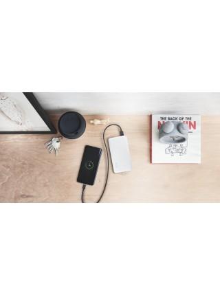 Портативний зарядний пристрій Trust Primo 10000 mAh White (23896_TRUST)