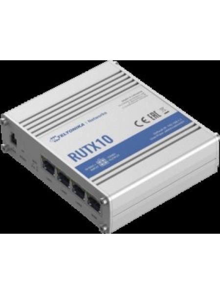 Індустріальний гігабітний маршрутизатор Teltonika RUTX10 (RUTX10000000)