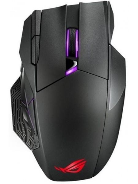 Миша ігрова ASUS ROG Spatha X WL/USB Black