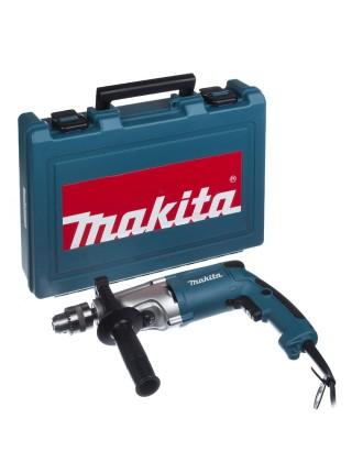 Дриль ударний Makita HP2050H, 720Вт, 13мм, 0-1200/2900 об/хв, 2.5 кг