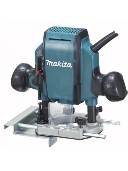 Фрезер Makita RP0900, 900Вт, 8мм, 27000 об/хв, 2.7 кг