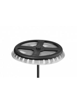Френч-прес Ardesto Fresh, 800 мл, чорний, пластик, скло (AR1008BLF)