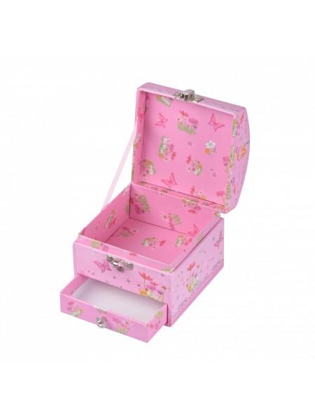 Скринька для прикрас goki на 2 відділення 15439G