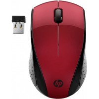 HP Wireless Mouse 220 Red (7KX10AA)