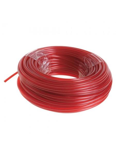 Волосінь для тримера Ryobi RAC104 2.4мм 15м червона (5132002641)