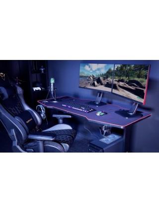 Ігровий стіл Trust GXT 1175 Imperius XL Black