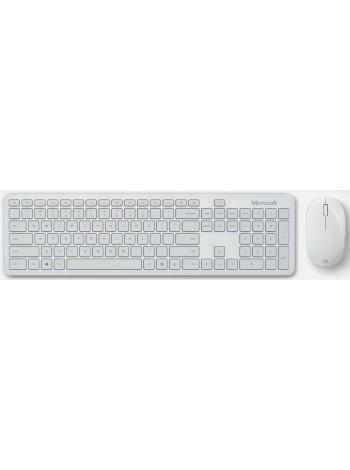 Microsoft Комплект Atom Desktop Bluetooth Grey