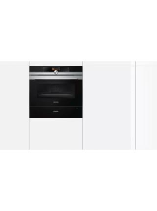 Шкаф для подігріву посуду Siemens BI630CNS1 -140*600 мм/нерж. сталь