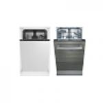 Вбудовувані посудомийні машинки