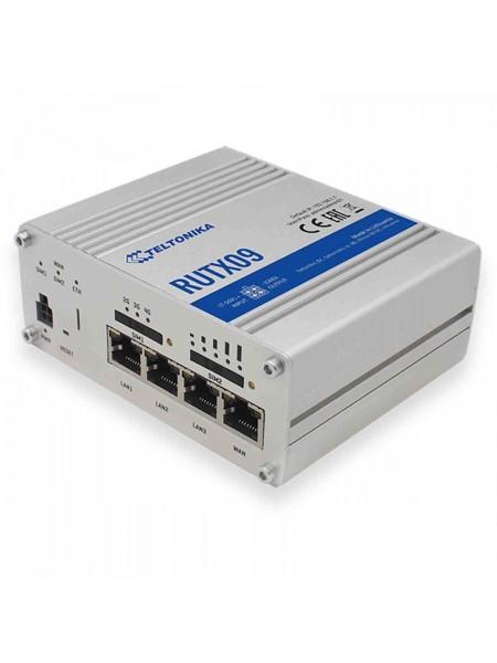 Індустріальний гігабітний маршрутизатор,2 SIM Teltonika RUTX09 (RUTX09000000)