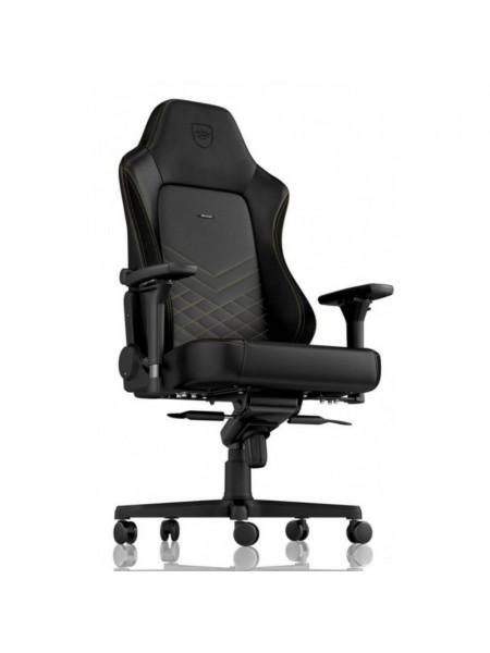 Крісло геймерське Noblechairs HERO Black (NBL-HRO-PU-BLA)