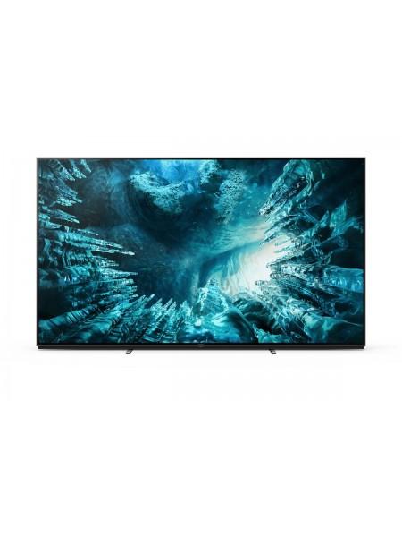 "Телевiзор 75"" LED 8K Sony KD75ZH8BR2 Smart, Android, Black"