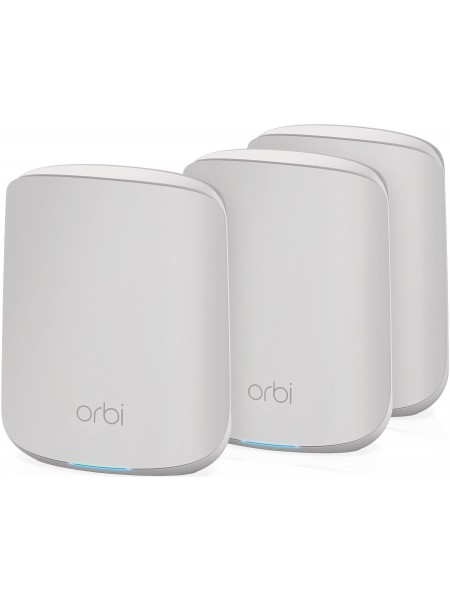 WiFi-система NETGEAR RBK353 AX1800 WiFi 6, MESH, 3xGE LAN, 1xGE WAN, біл. кол. (3шт.)