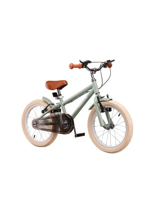 Дитячий велосипед Miqilong RM Оливковый 16` ATW-RM16-OLIVE