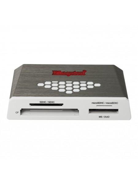 Кардридер Kingston USB 3.0 Hi-Speed Media Reader