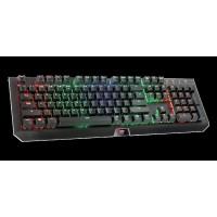 Клавиатура TRUST GXT 890 Cada Mech Keyboard Ru (22690)