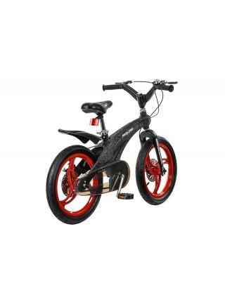 Дитячий велосипед Miqilong GN Чорний 16` MQL-GN16-Black