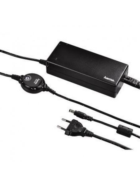 Універсальний зарядний пристрій НАМА для ноутбуків, 15-24 В / 90 Вт, black (00012120)
