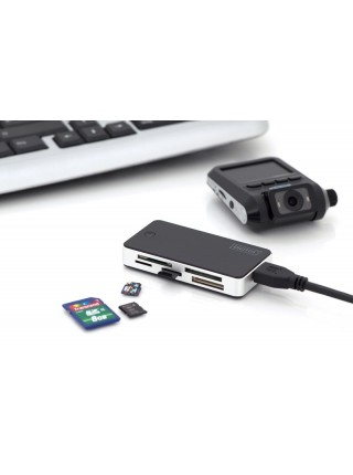 Картридер DIGITUS USB 3.0 All-in-one
