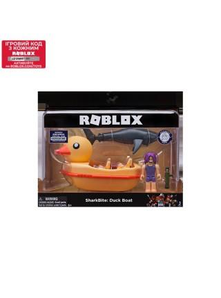 Набір Jazwares Roblox Feature Vehicle SharkBite: Duck Boat W2
