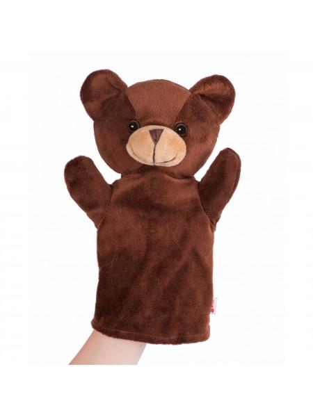 Лялька-рукавичка goki Ведмедик 51803G-3