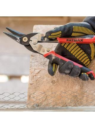 Ножиці по металу Stanley, лівий різ, 250мм (FMHT73755-0)