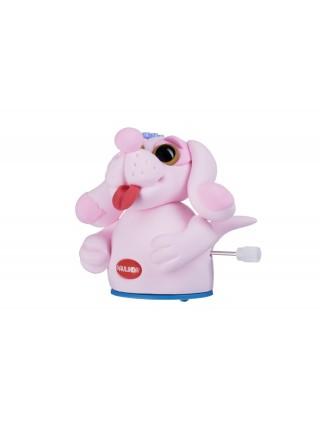 Маса для ліплення Paulinda Super Dough Circle Baby Собака заводний механізм, рожева PL-081177-5