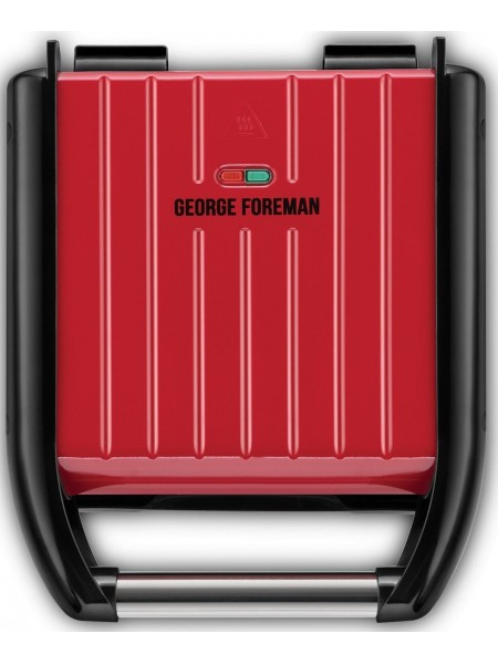 Електрогриль George Foreman 25030-56 Compact Steel Grill