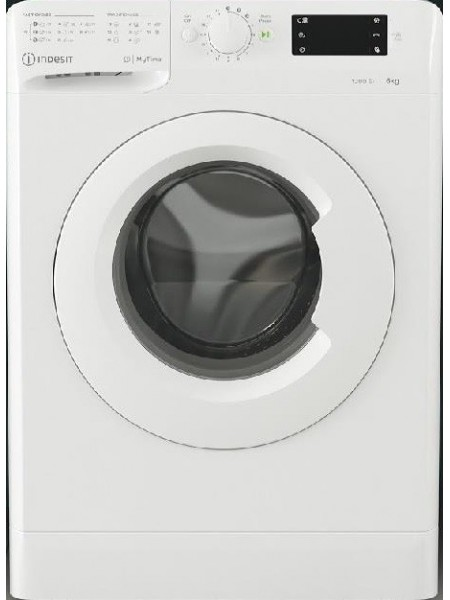 Пральна машина з фронт. завант. Indesit OMTWSE61252WEU, 6кг, 1200, A+++, 43см, Дисплей, Білий