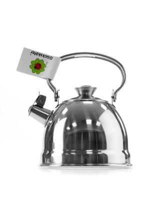 Nic Ігровий чайник зі свистком металевий 11 см. NIC530355