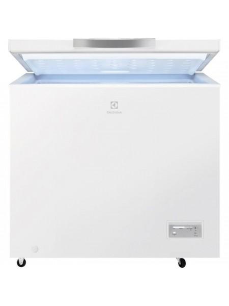 Морозильна скриня Electrolux LCB3LF20W0, Висота - 85см,  198л, A+, ST, Електр. Керування, Дисплей, Б