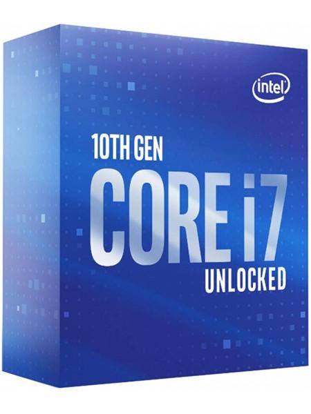 Центральний процесор Intel Core i7-10700K 8/16 3.8GHz 16M LGA1200 125W box