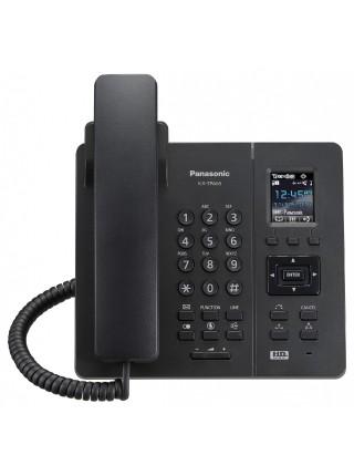 Бездротовий IP-DECT телефон Panasonic KX-TPA65RUB Black, для KX-TGP600RUB