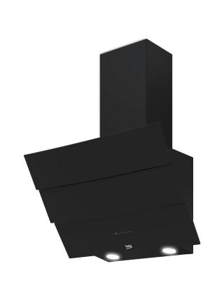 Витяжка нахилена Beko HCA62640B - 60см./582 м3/3 швидкості/LED підсвітка/чорне скло