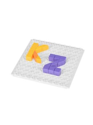 Пазл Same Toy Мозаїка Puzzle Art Alphabet series 126 ел. 5990-3Ut