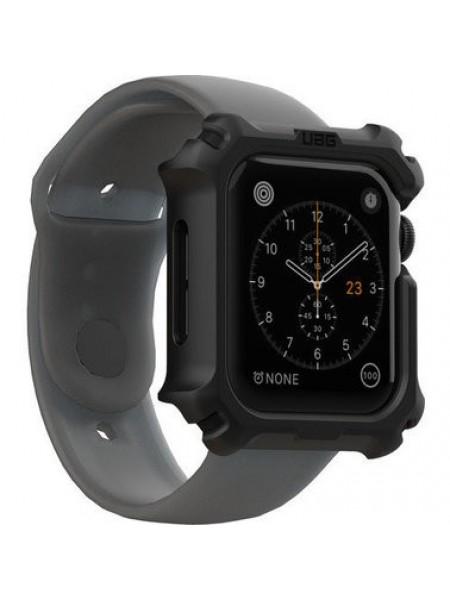 Чохол UAG для Apple Watch 44 Case, Black/Black (19148G114040)